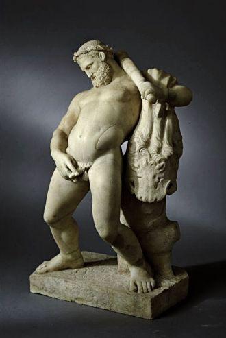 banden_de pisser 2_02_hercules mingens_1ste eeuw voor